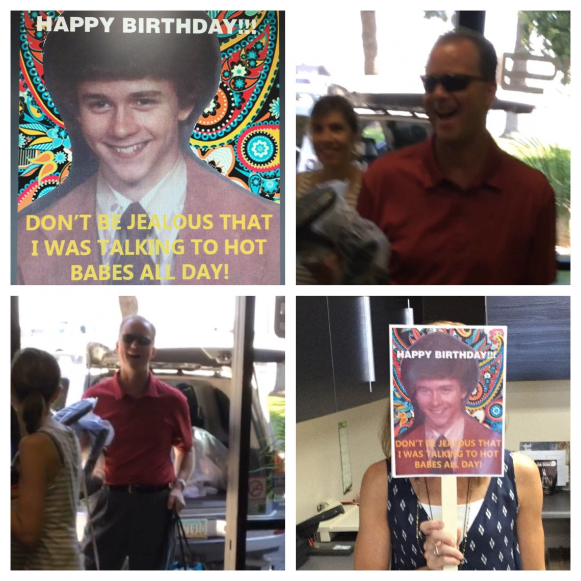 Birthday Fun In Tag World!